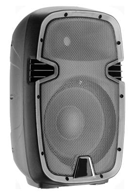 """Soundbox mit starken Akku und 10"""" Lautsprecher"""